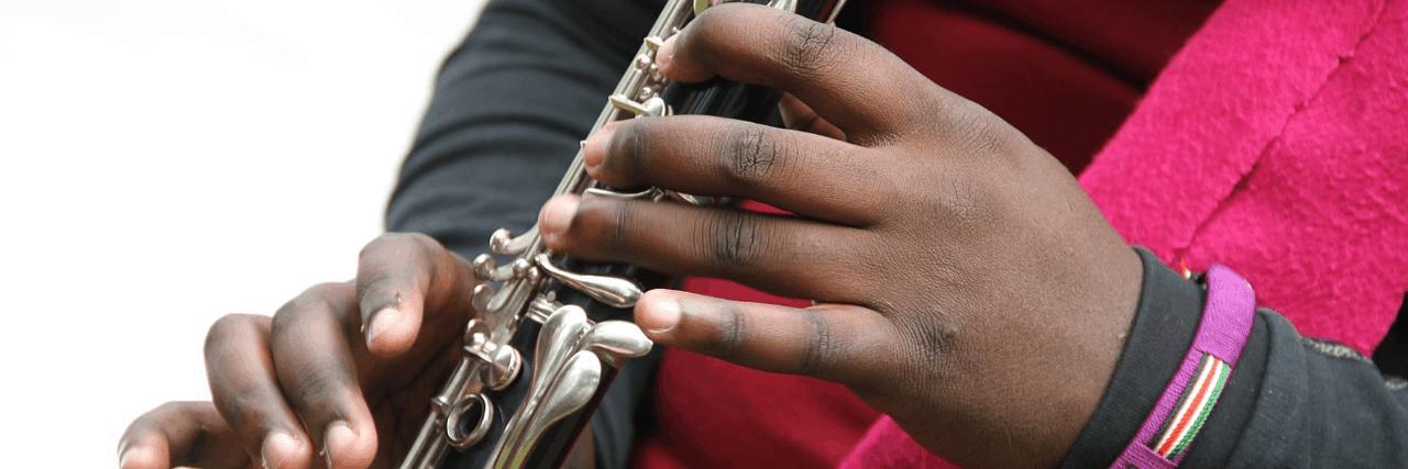Warum das Flötenspiel Ihr Risiko einer Schlafapnoe reduzieren kann.