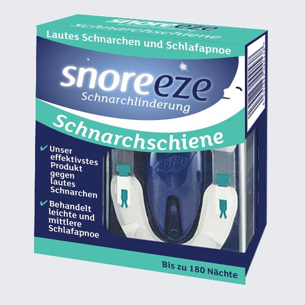 Snoreeze Schnarchschiene