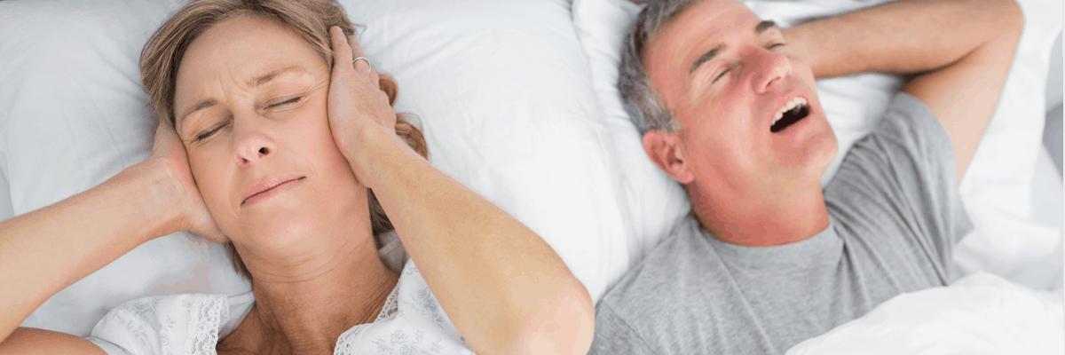 3 skäl till att snarkning blir värre med åldern
