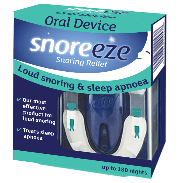 Snoreeze Oral Device Self-Fit Single Pack